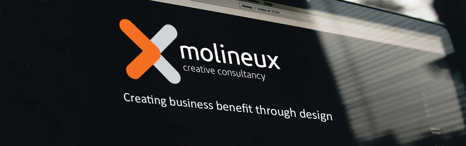 Steve Molineux's creative work place
