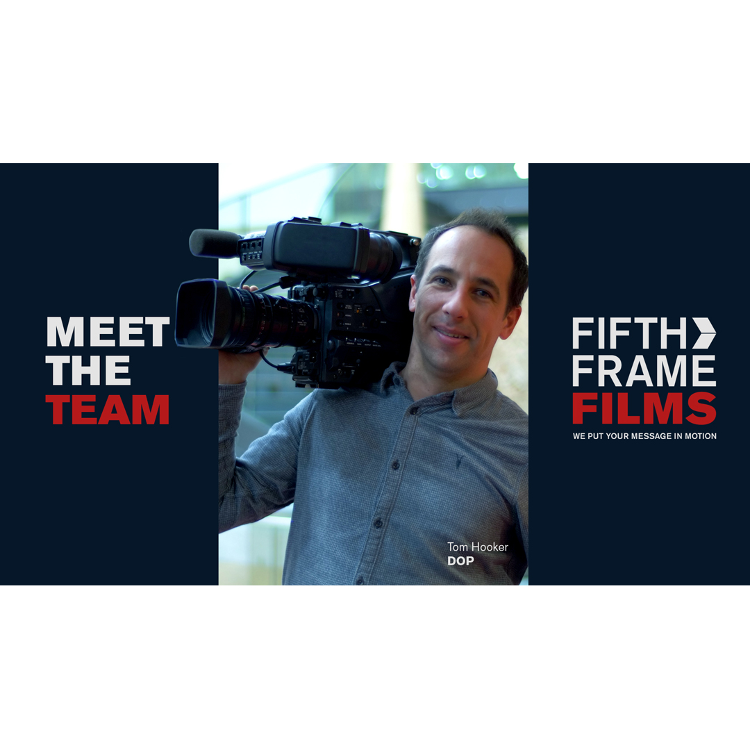 Meet the Team - Tom- Video Production Company London