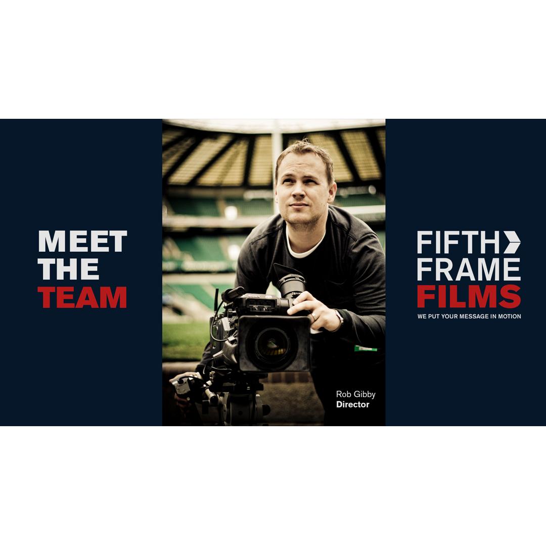 Meet The Team - Rob - Video Production Company London