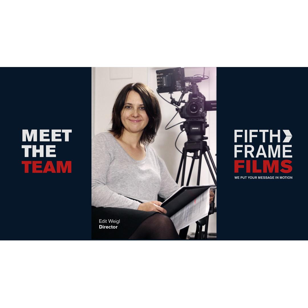 Meet the Team - Edit- Video Production Company London