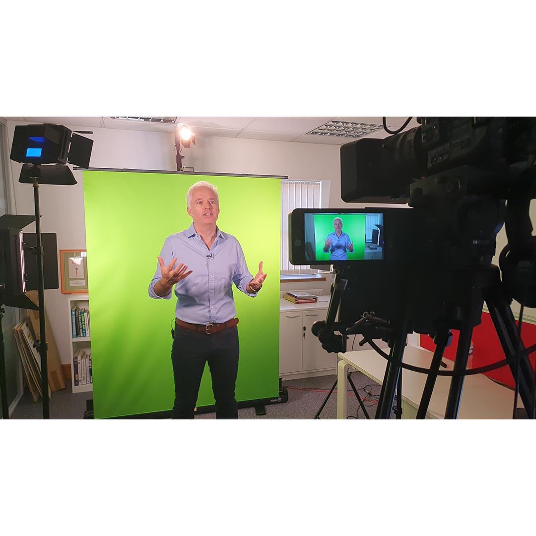 Green Screen     Video Production London