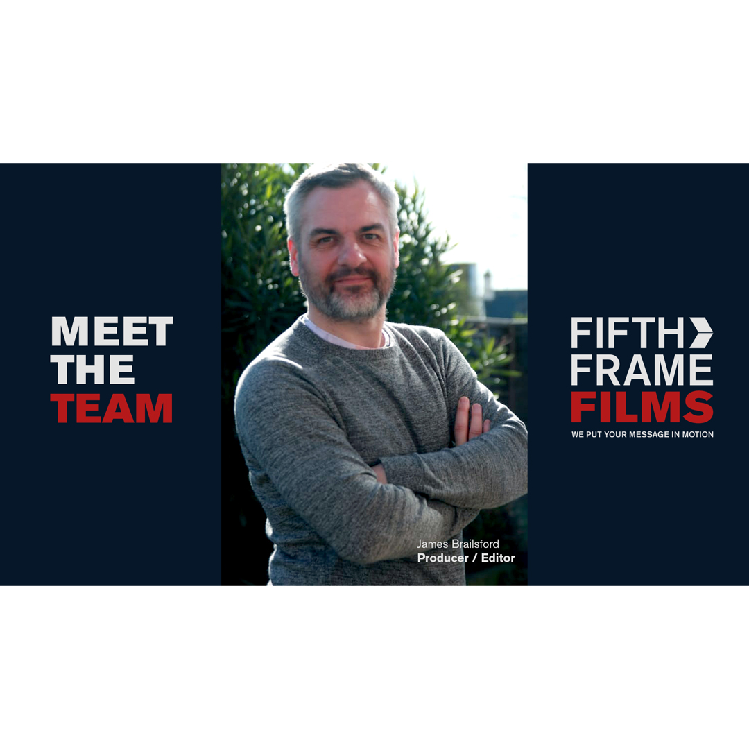 Meet The Team - James - Video Production Company London