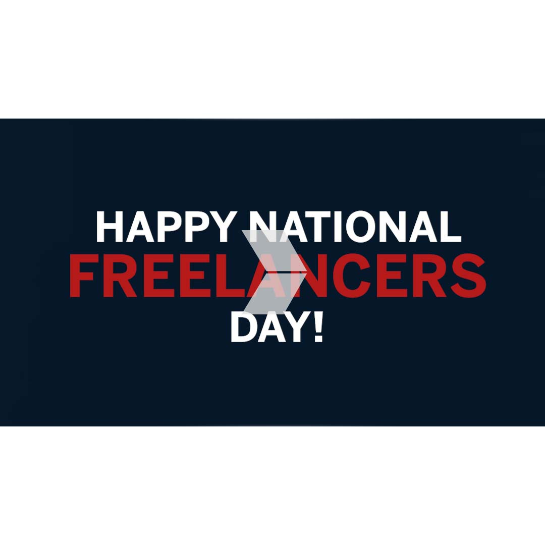 National Freelancers Day - video production London
