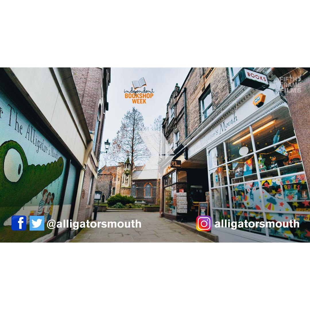 Independent Bookshop Week - Promo Video Production Richmond