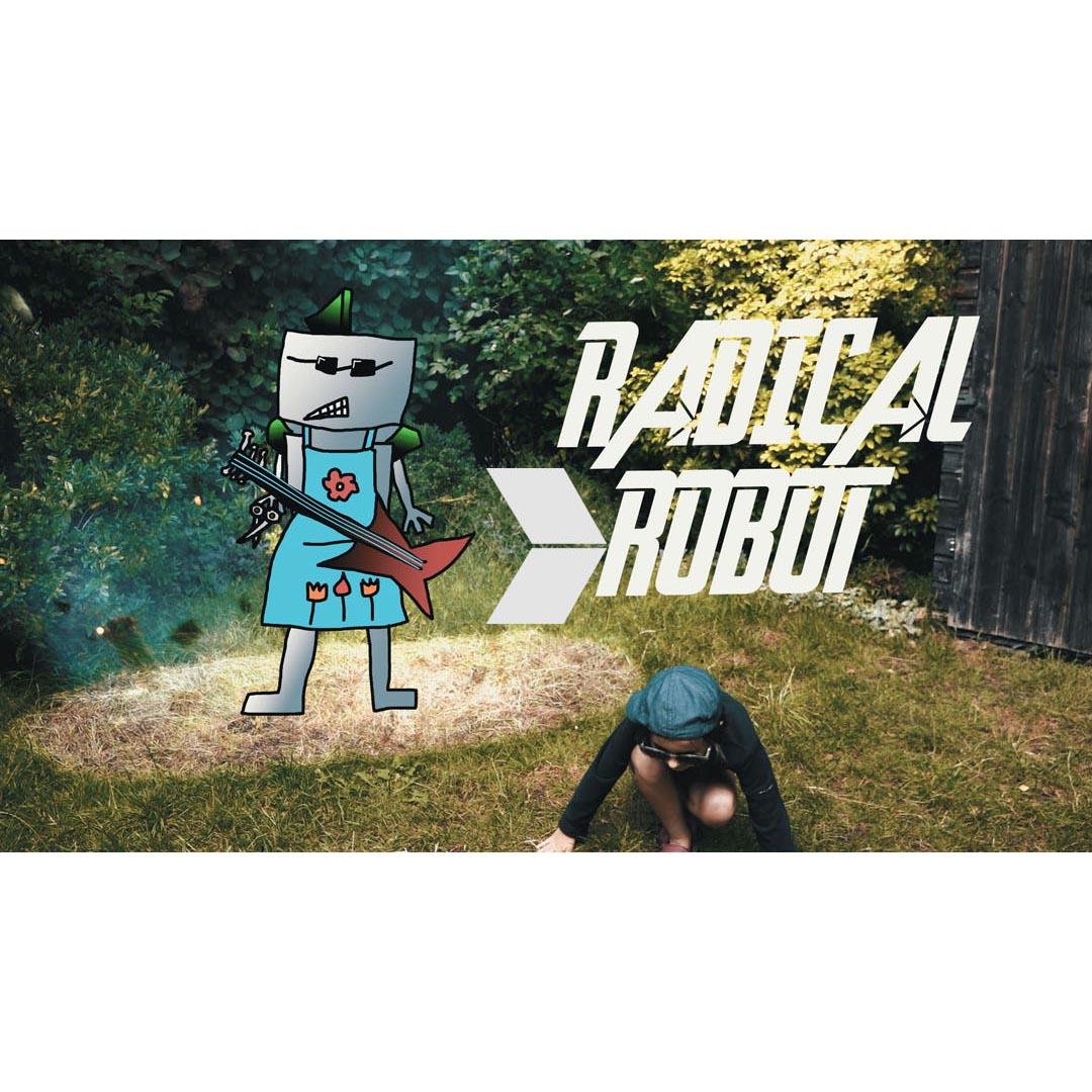 Radical Robot-animation vfx