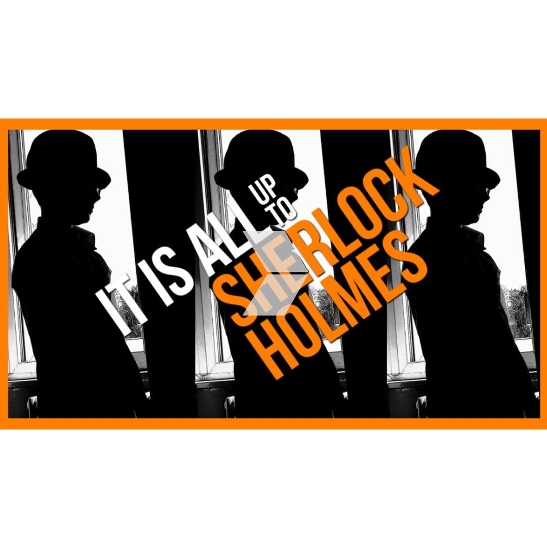 Young Sherlock - Book promo video