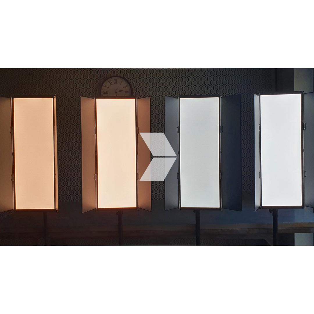 New Lights! - Video Communications