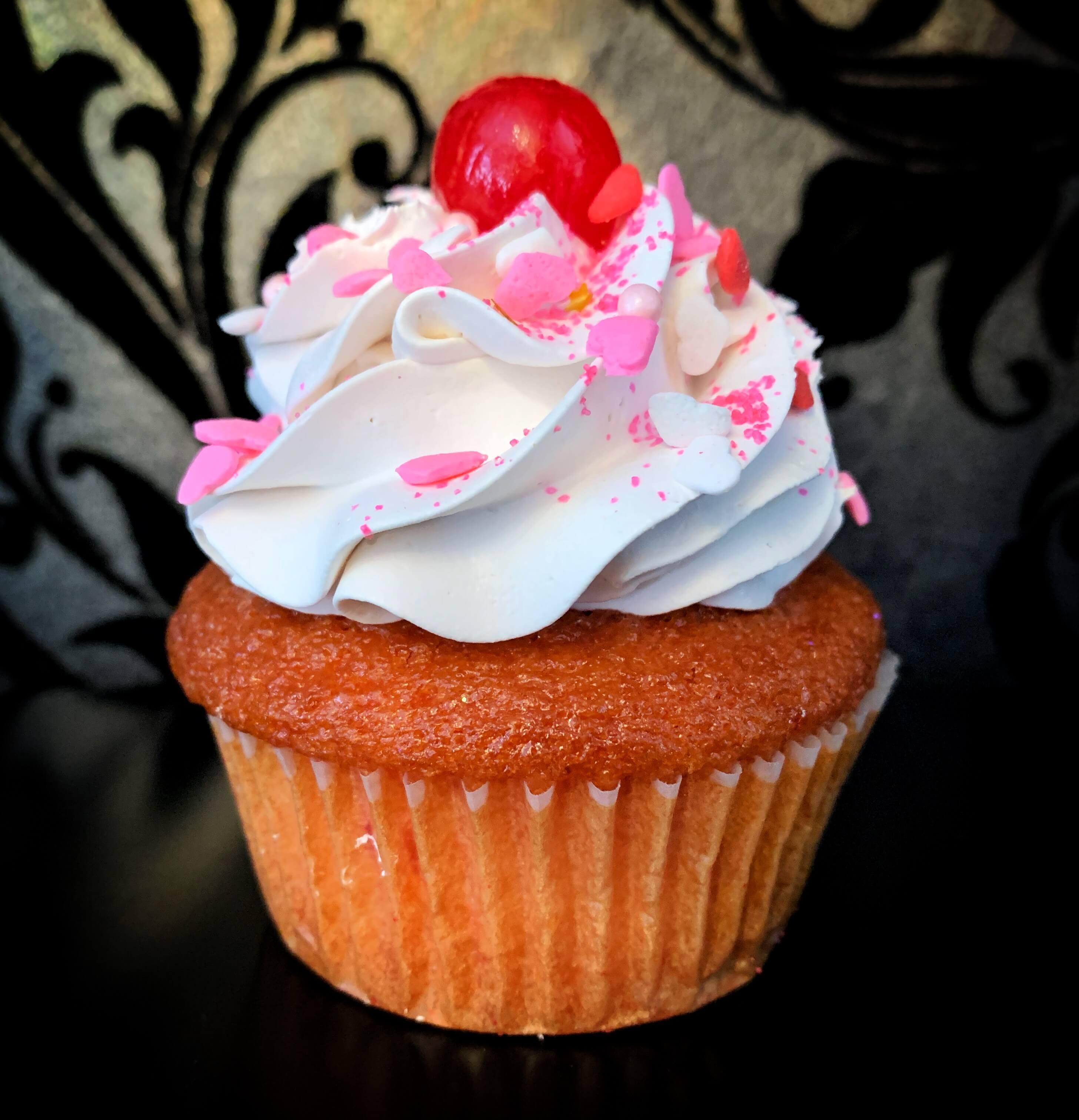 Chastity Cupcake