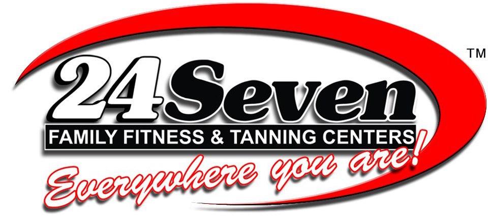 24 Seven Family Fitness & Tanning