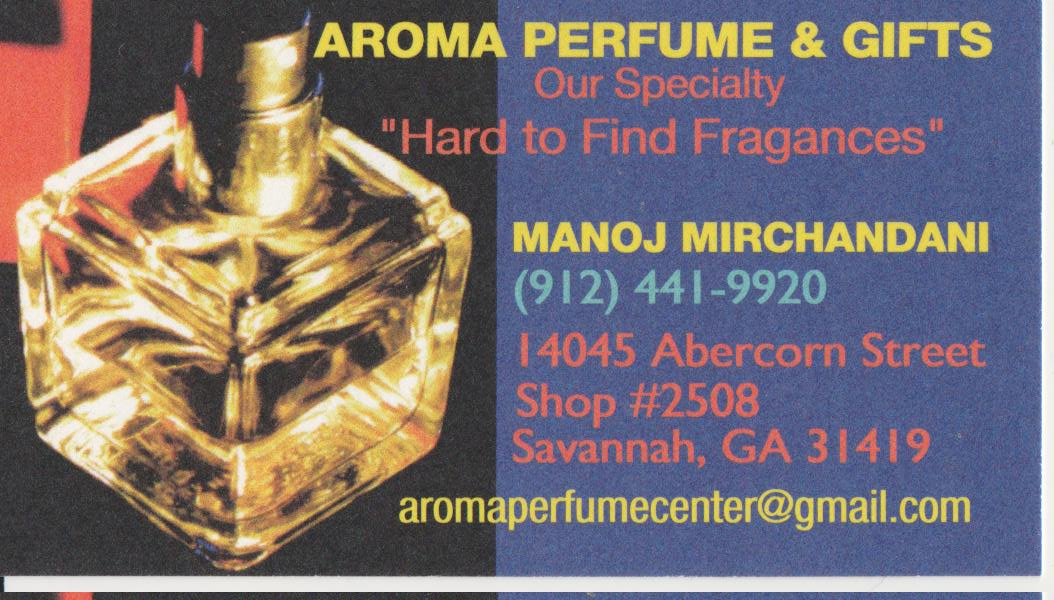 Aroma Perfume Center