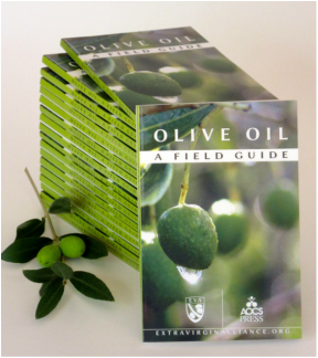 A Field Guide to Olive Oil Order Now