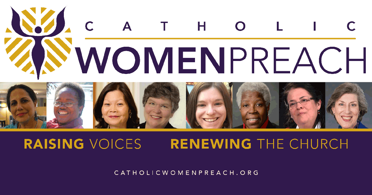 Reflections at Catholic Women Preach
