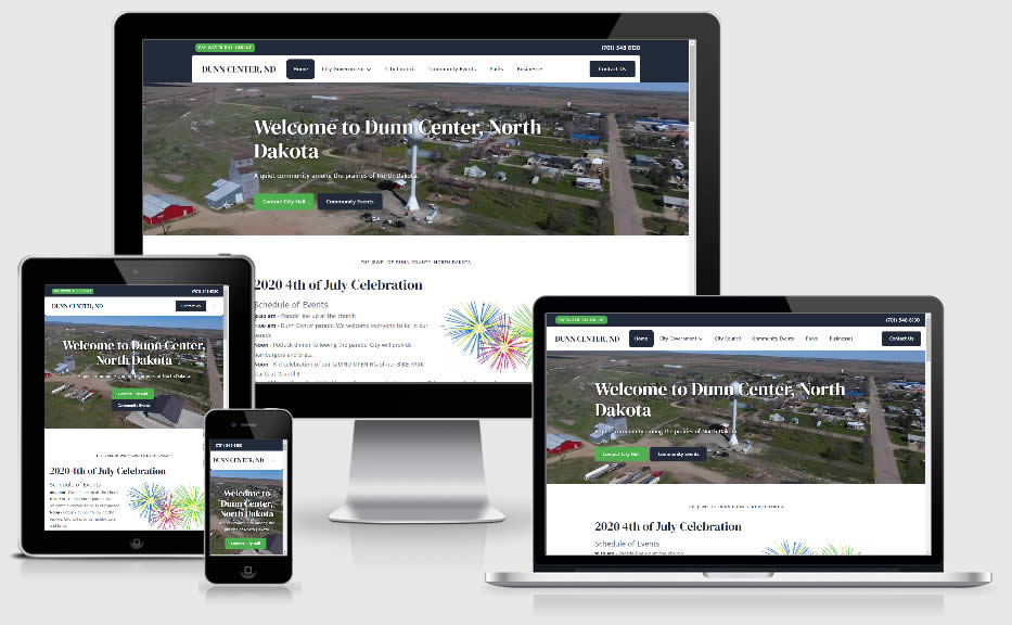 ND City Website