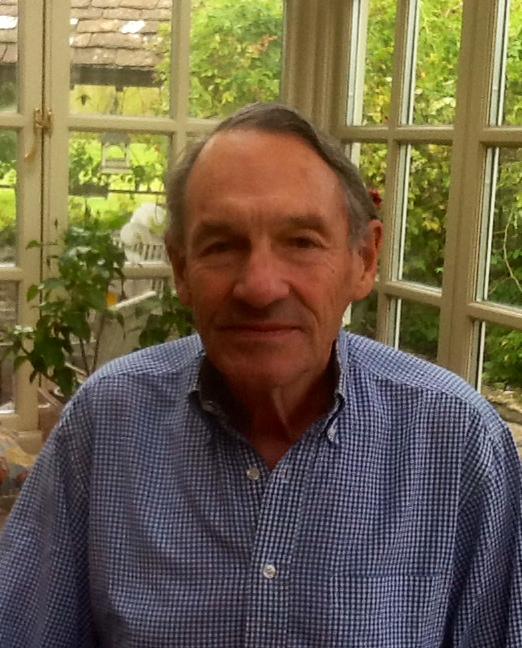David Longridge, Author