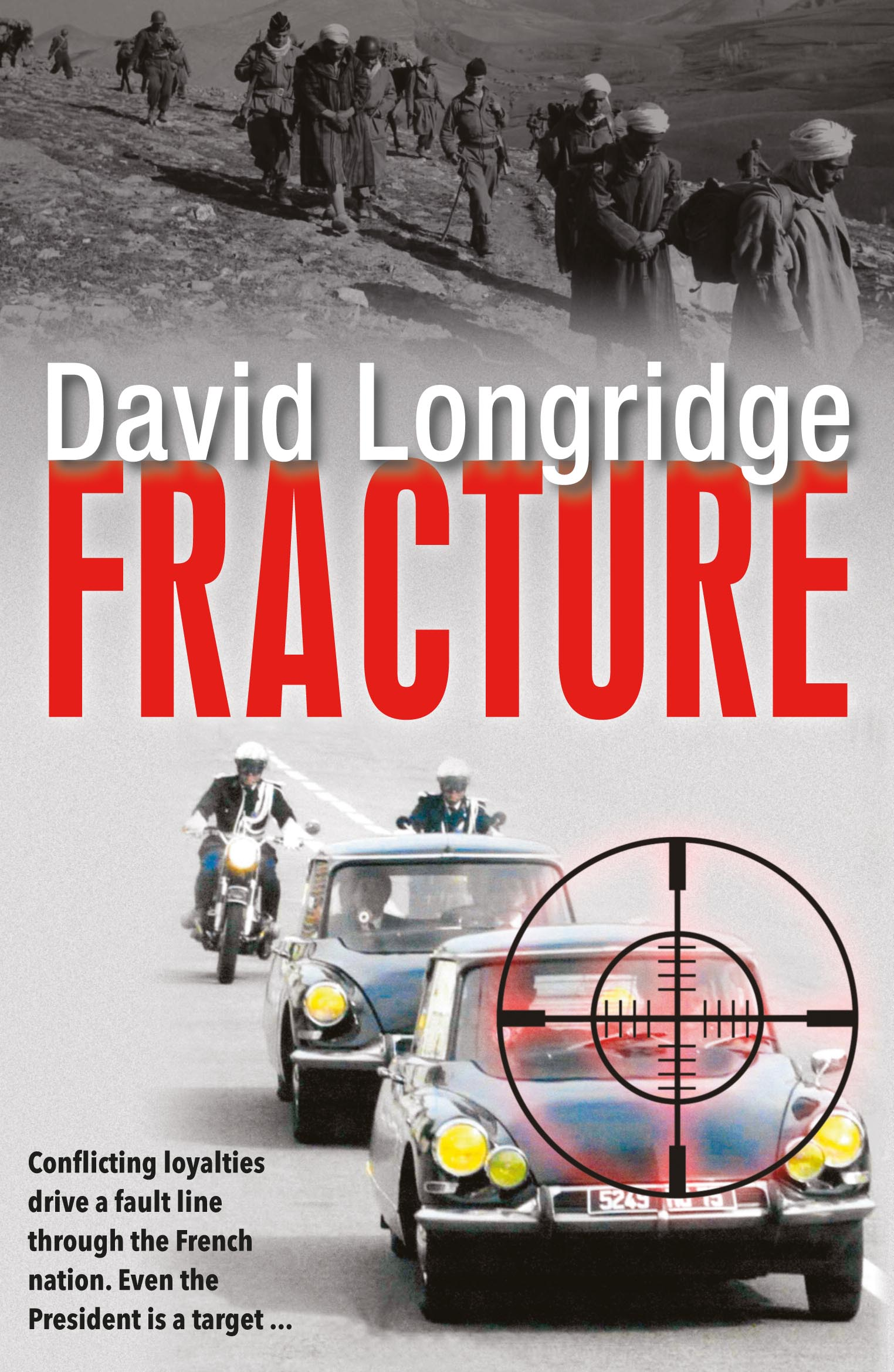 Fracture by David Longridge
