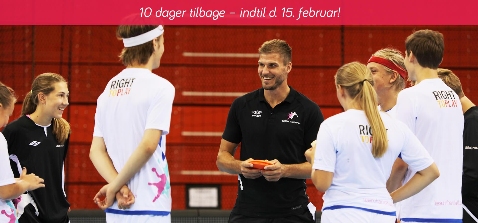 Learn Handball Bjarte Myrhol håndbold VM-konkurrence