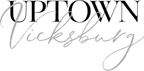 Uptown Vicksburg logo