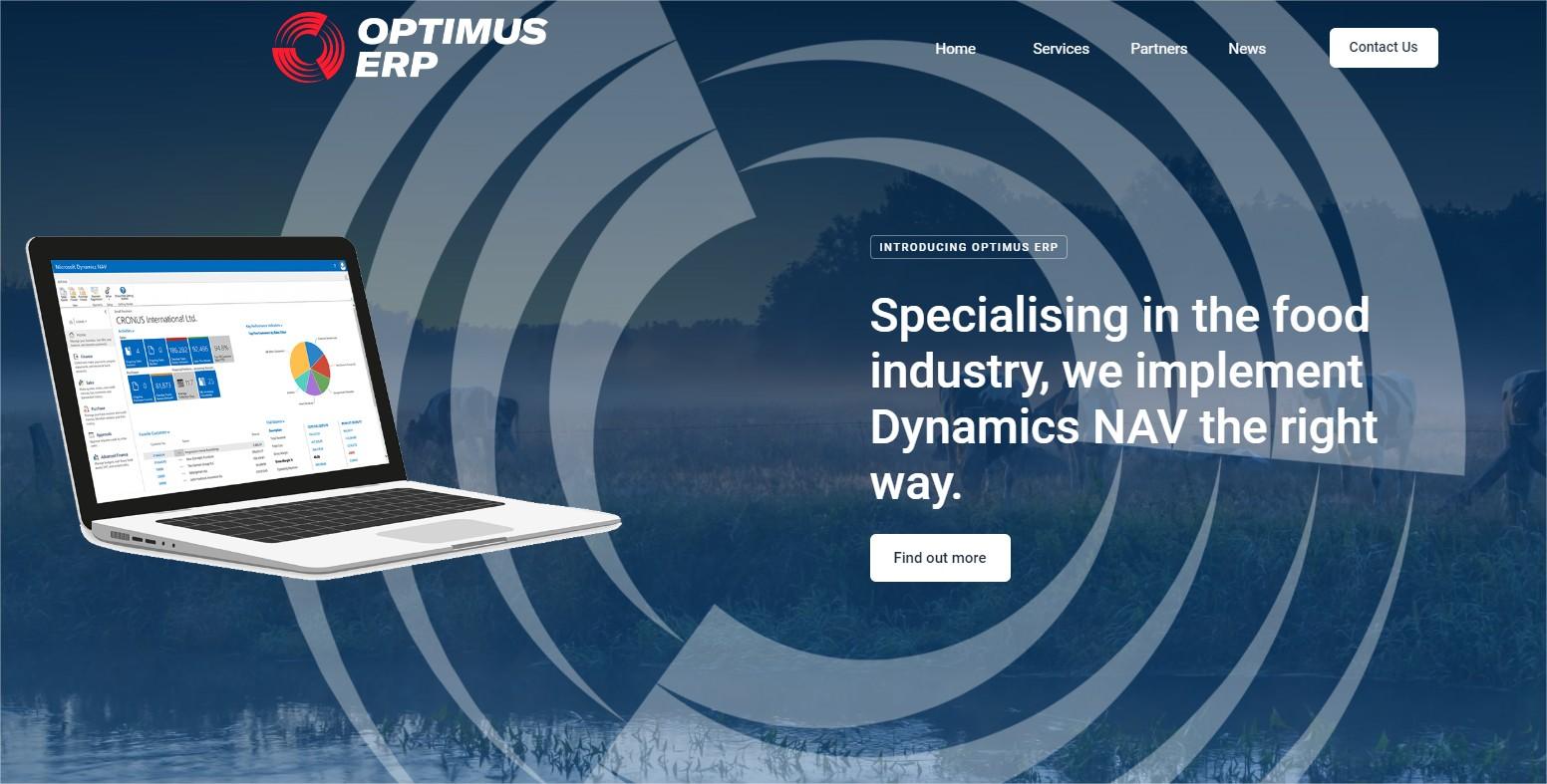 Optimus ERP
