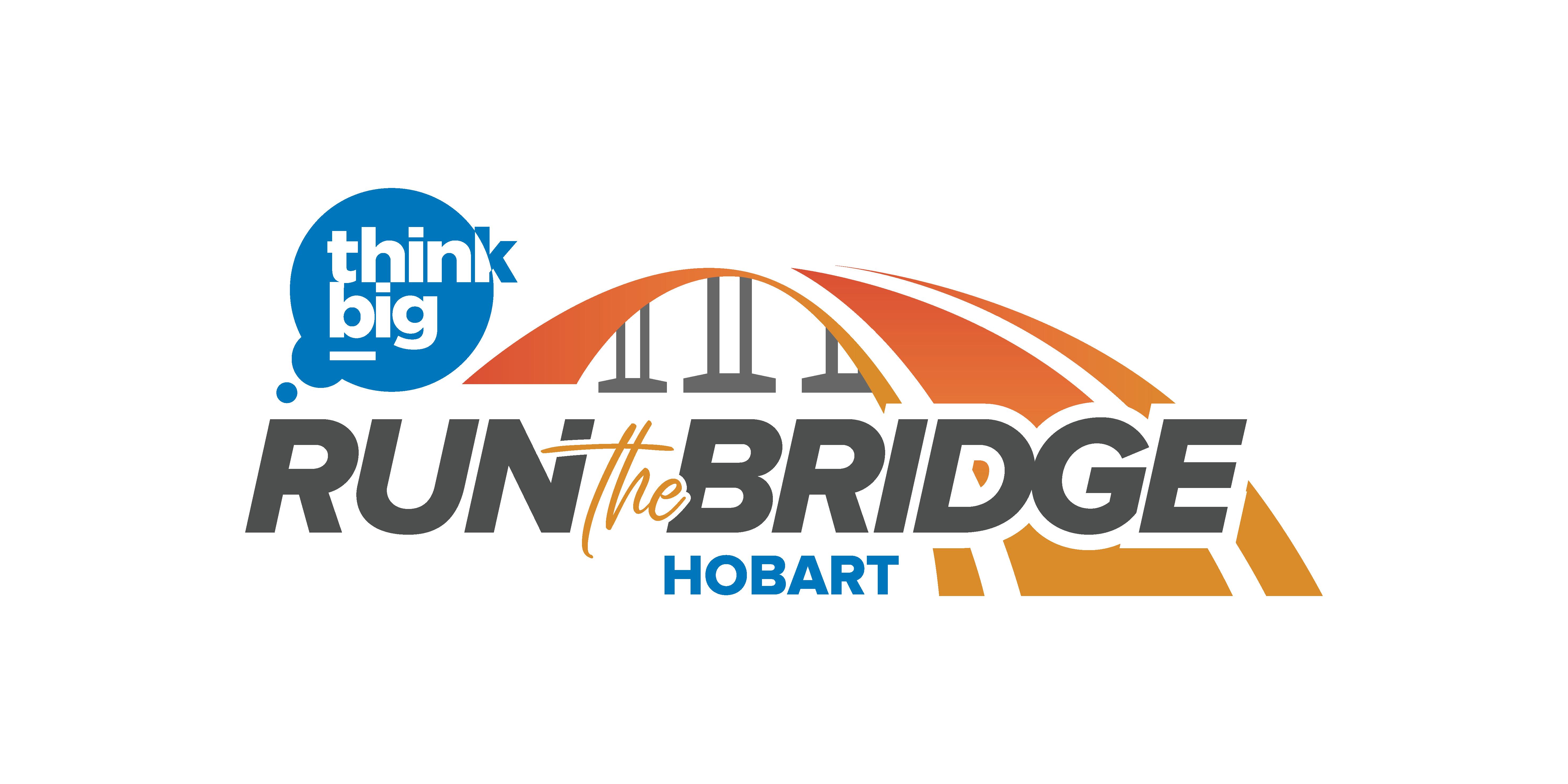 run the bridge logo in colour