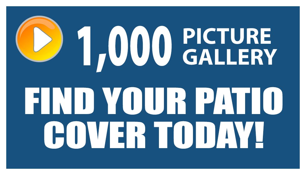 Find you patio cover today!