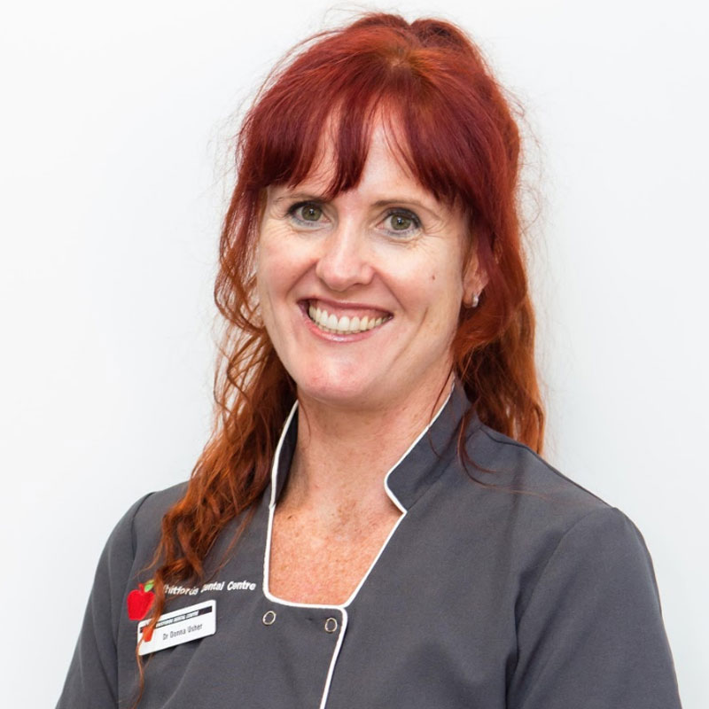 Dr Donna Usher Associate Dentist