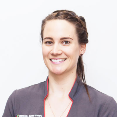 Kaitlyn Parrott Oral Health Therapist