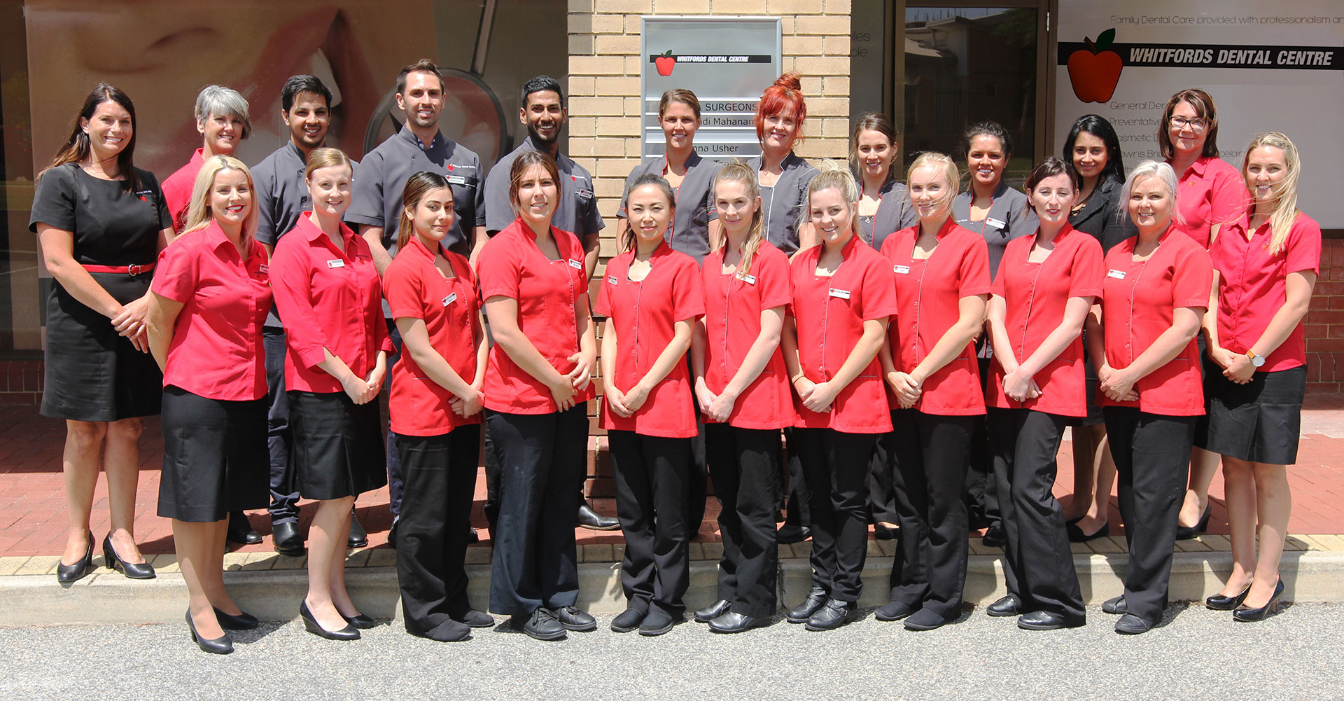 Whitfords Dental Team