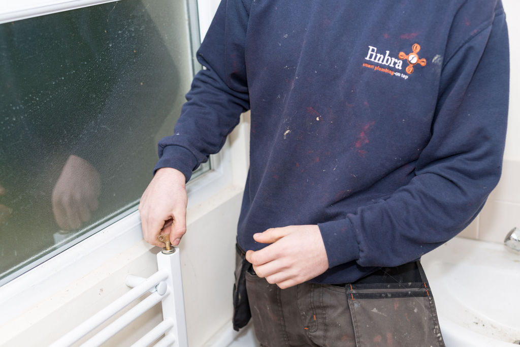 Finbra plumbing and heating