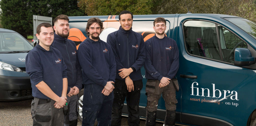 Finbra plumbing and heating engineers