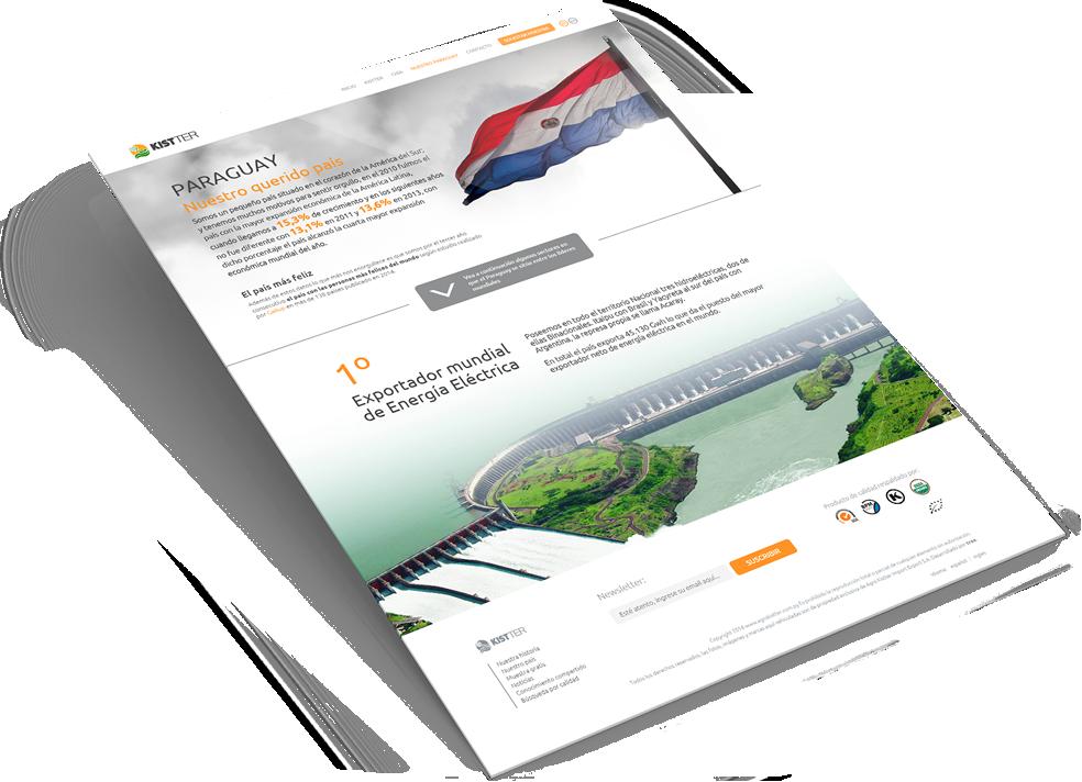 sitio web comercial agrokistter