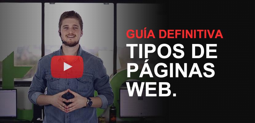 Vea los tipos de páginas web más adecuadas para los negocios