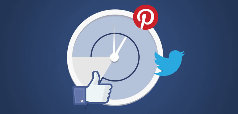 Los mejores horarios para publicar en las redes sociales