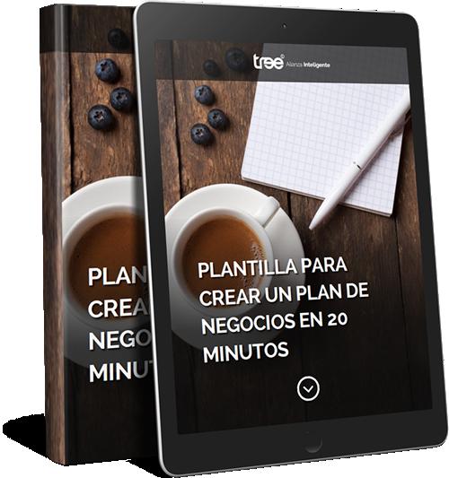 Plantilla - Crear tu plan de negocios