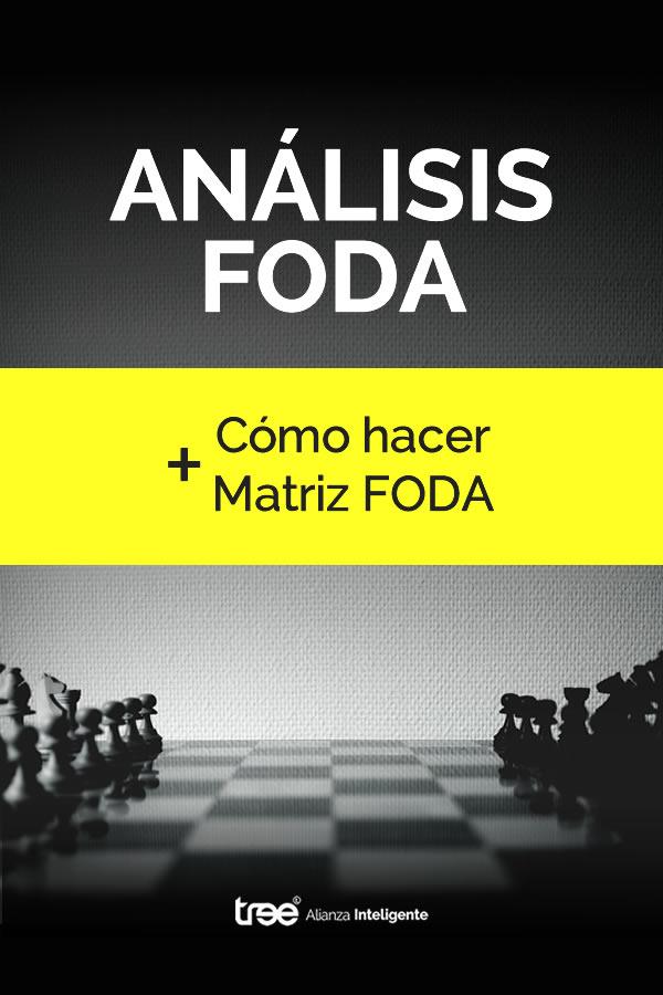 Ebook - Análisis FODA | Cómo Hacer + Matriz FODA
