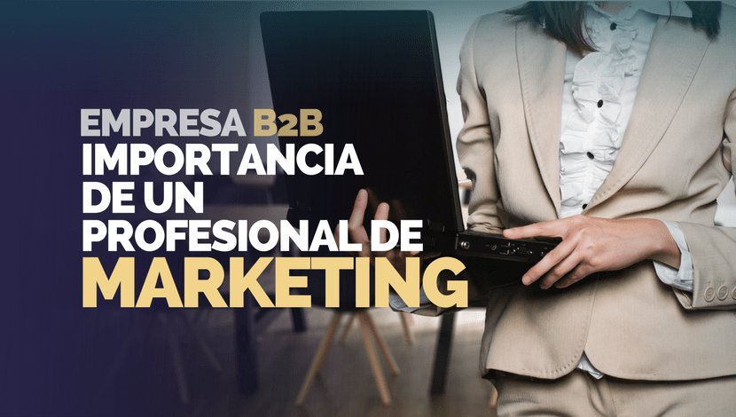 La Importancia de un Profesional de Marketing para una Empresa B2B