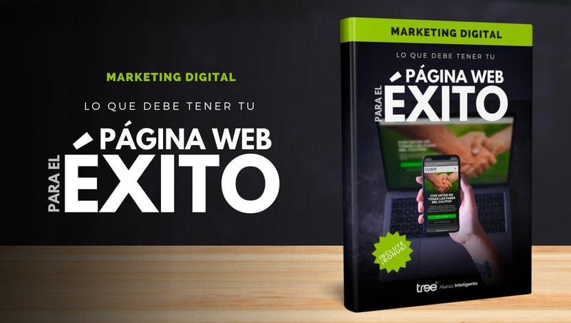 Marketing Digital: Lo que debe tener tu página web para el éxito + Bonus