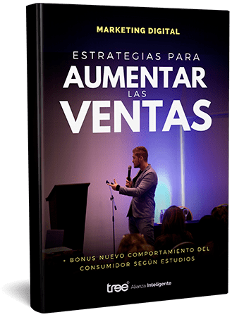 Ebook - Marketing Digital: Estrategia para Aumentar las Ventas + Bonus