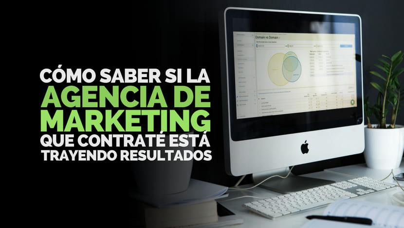 ¿Cómo saber si su agencia de marketing trae resultados?