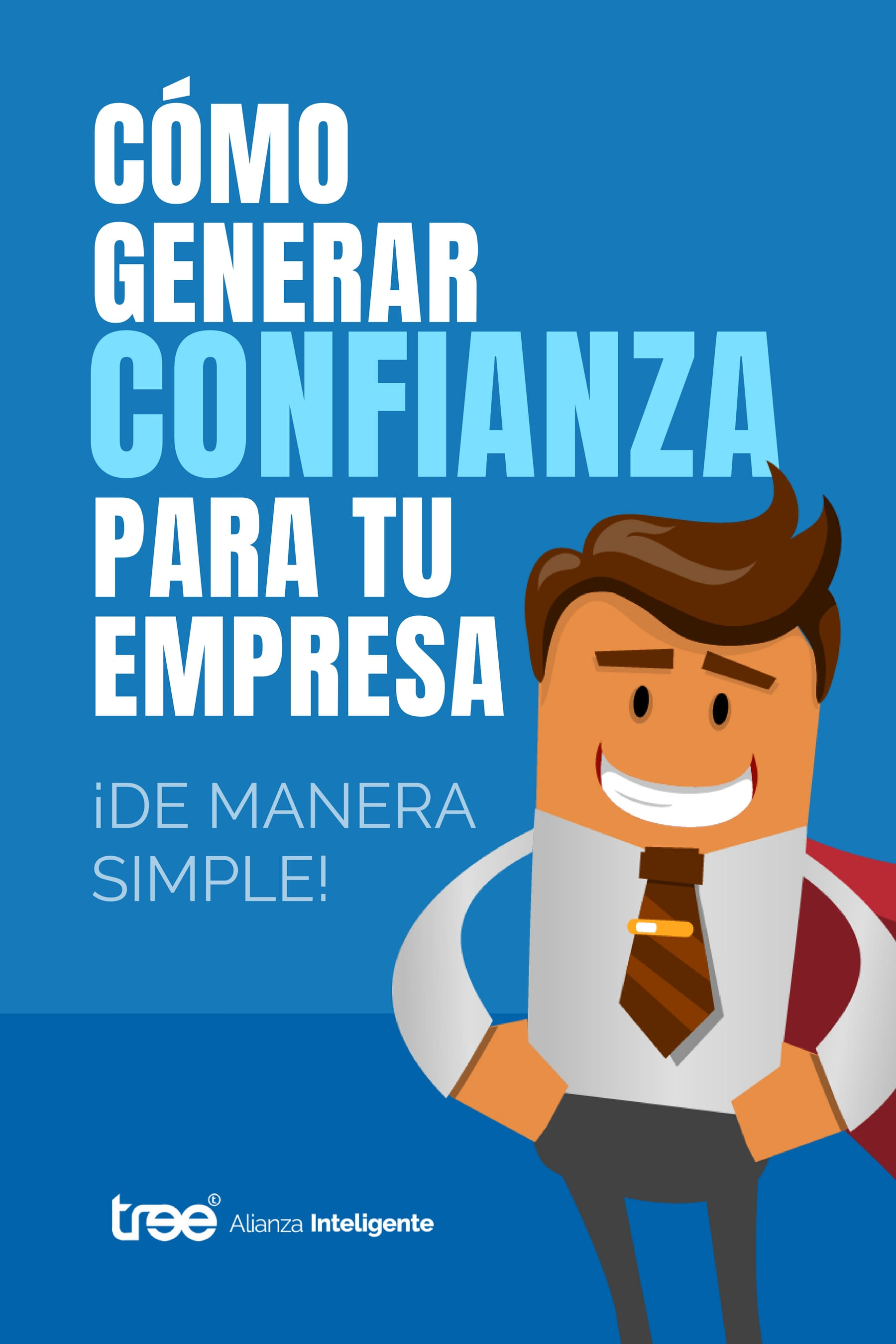 Ebook - Cómo generar confianza para tu empresa