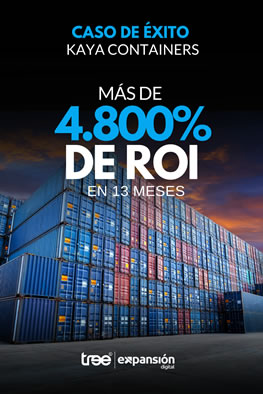 Gratuito - Caso Kaya - Marketing digital con más de 4.800% de ROI.