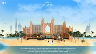 Atlantis Hotel Marketing Campaign Website