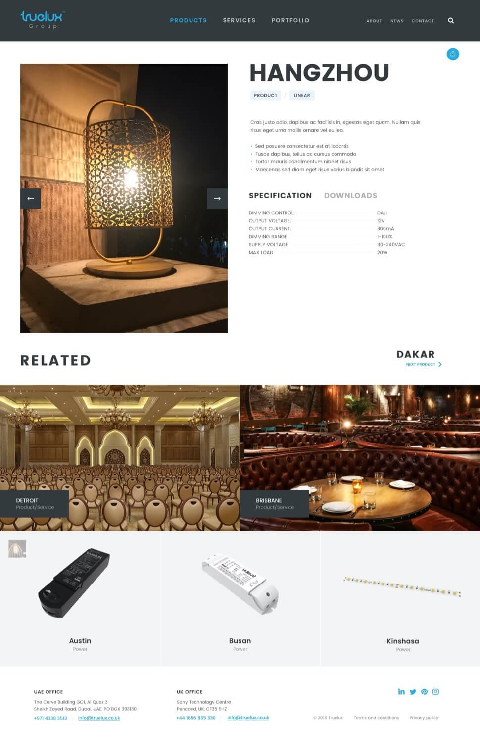 dubai website design