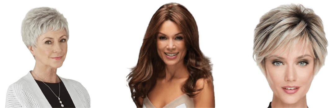 tHAIRapi by Gina / I create custom hair replacements for people suffering with hair loss