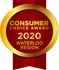 all brite is the winner of waterloo consumer choice award 2020