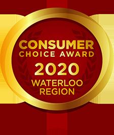 all brite is the winner of waterloo consumer choice award 2020