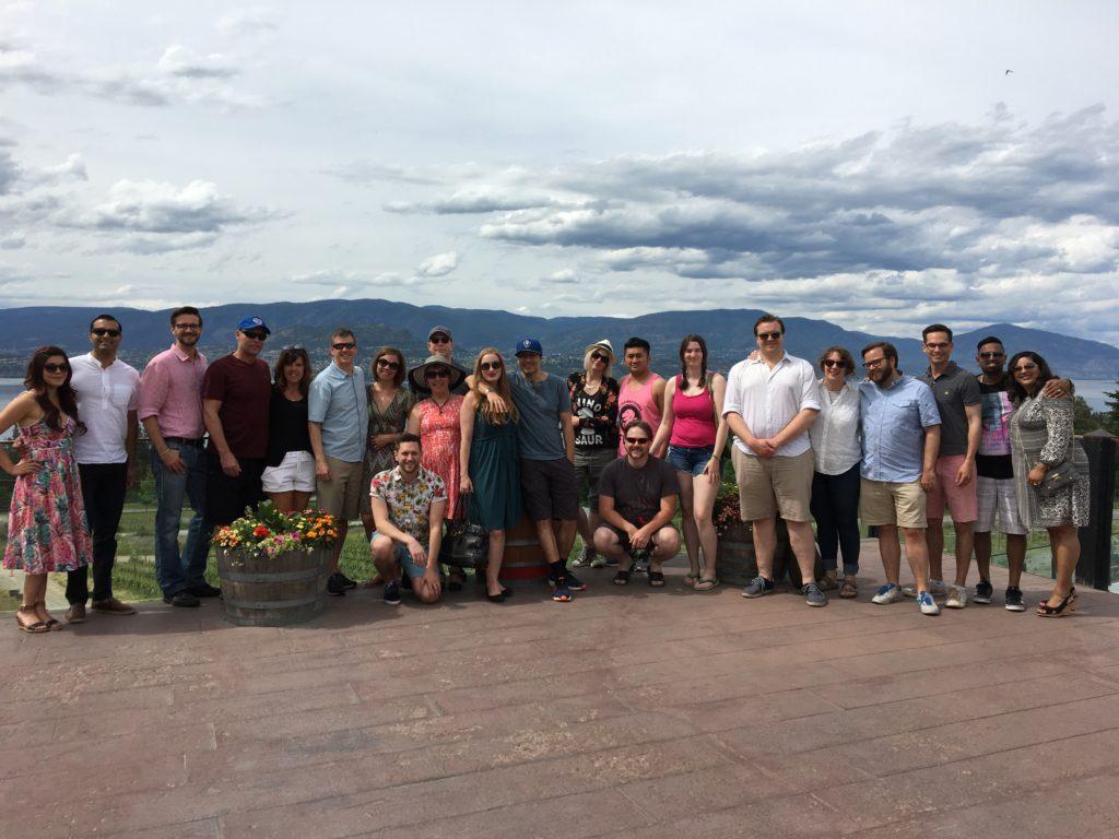 Kelowna Team Retreat 2017: Recap