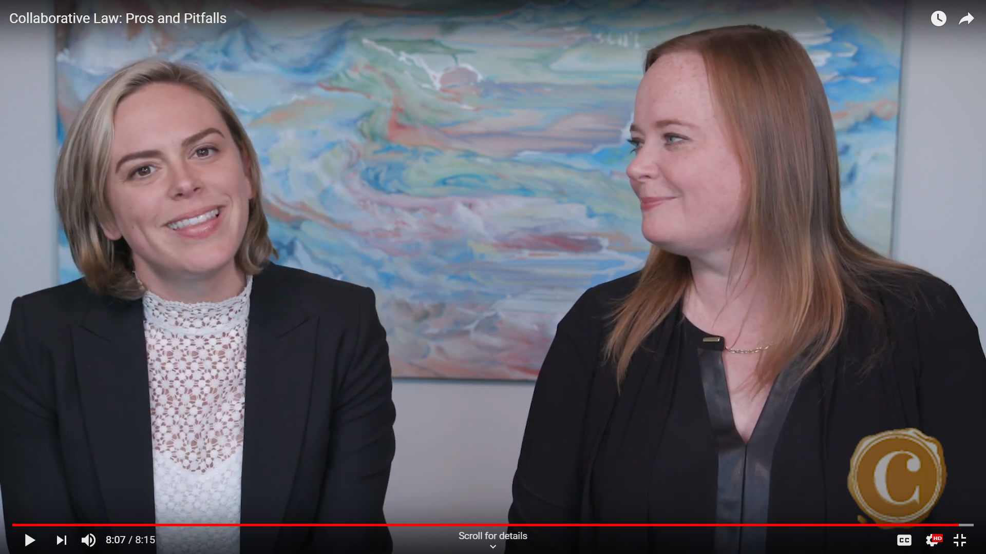 Video: Collaborative Law: Pros and Pitfalls