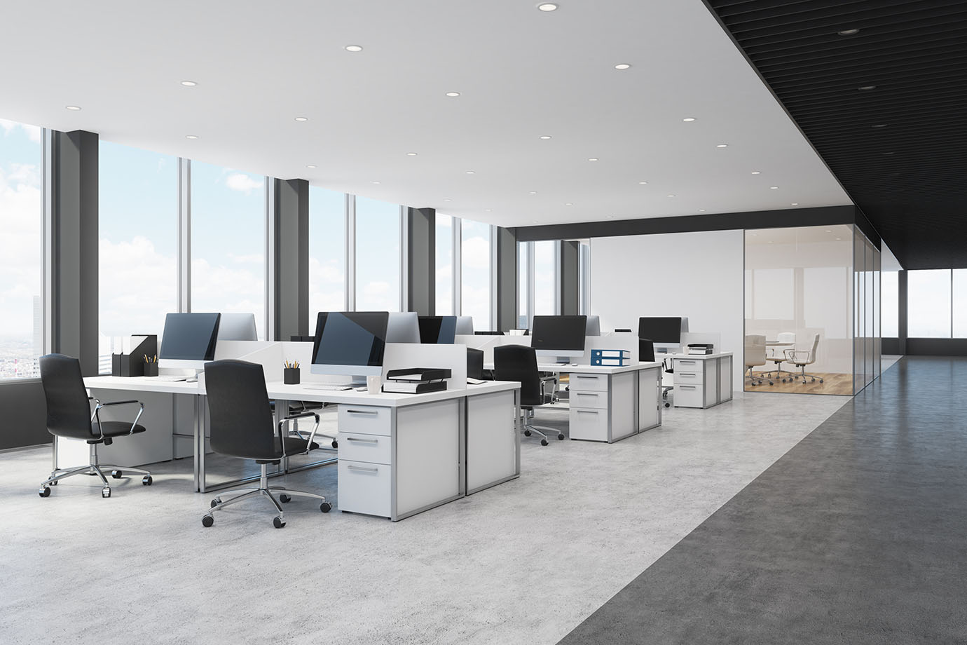 Commercial cleaning services in Sudbury, ON