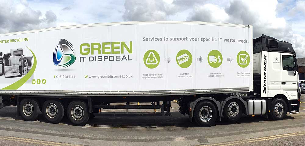 Green IT Recycling: Free Nationwide Collection