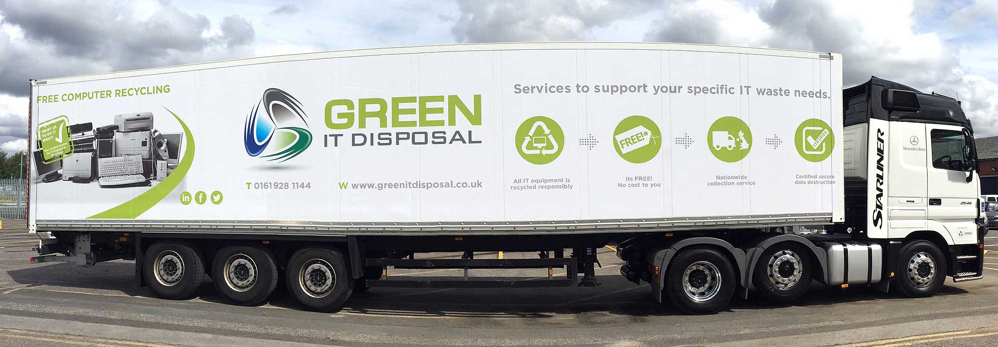Green IT Recycling: Nationwide Collection